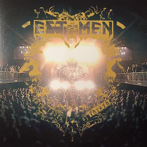 CD DVD Testament Dark Roots Of Thrash Triplo