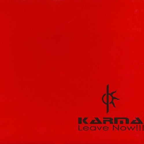 Cd Karma Leave Now