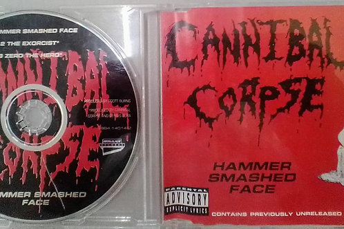 Cd Usado Cannibal Corpse Hammer Smashed Face Raro