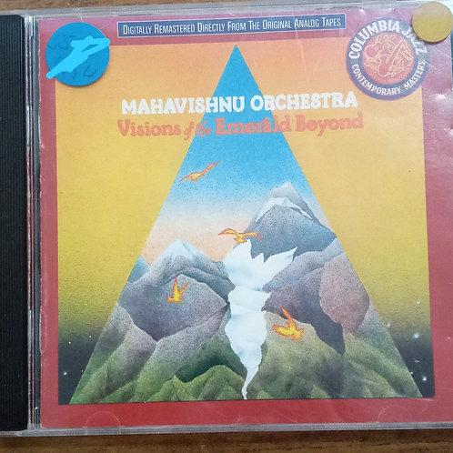 Cd Usado Mahavishnu Orchestra Visions of the Emerald Beyond
