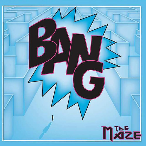 Cd Bang The Maze