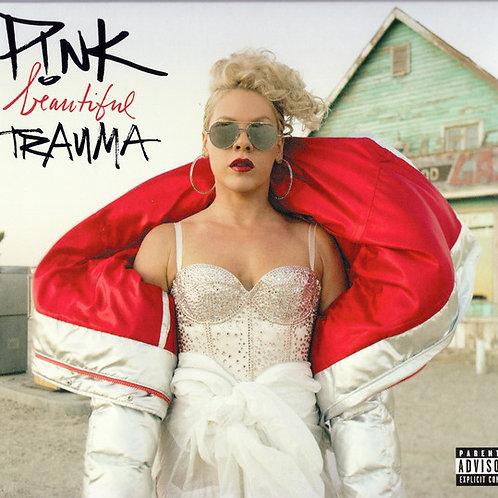 Cd Pink Beautiful Trauma