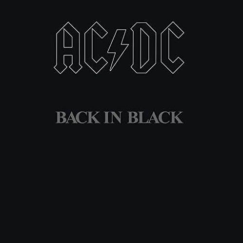 Cd AC/DC Back In Black Digipack
