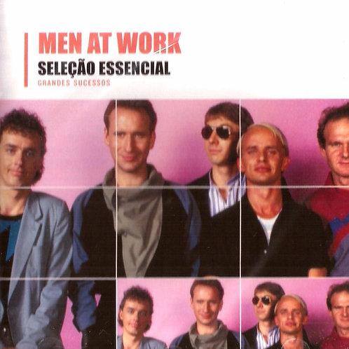Cd Men At Work Seleção Essencial