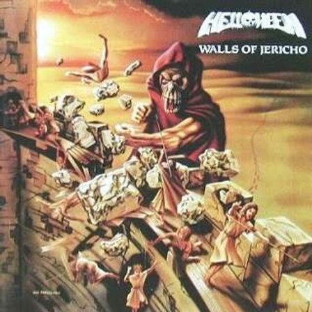 Cd Helloween Walls of Jericho Duplo Importado Argentino