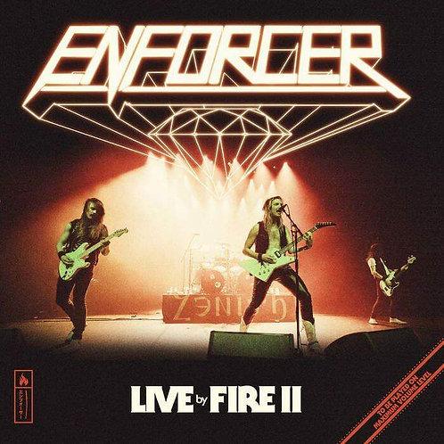 Cd Enforcer Live by Fire II