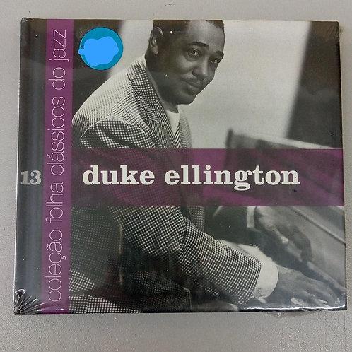 Cd Duke Ellington Coleção Folha Clássicos do Jazz