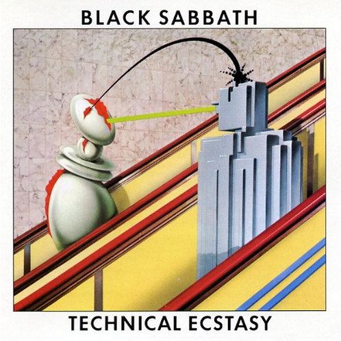 Cd Black Sabbath Technical Ecstasy Slipcase