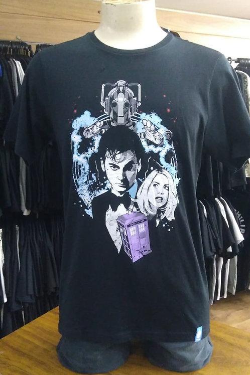 Camiseta Dr. Who Geek DRW01