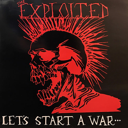 Cd Exploited, The Let Start A War Said Maggie One Day