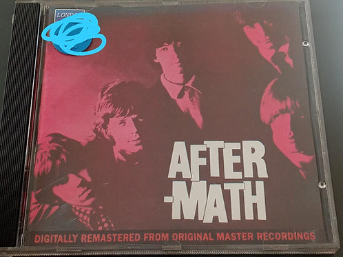 Cd Usado Rolling Stones After Math