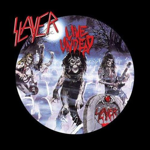 Cd Slayer Live Undead Importado Argentina