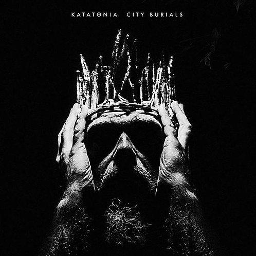 Cd Katatonia City Burials