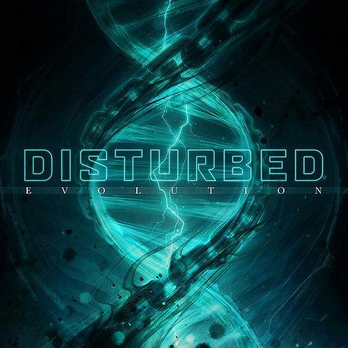 Cd Disturbed Evolution