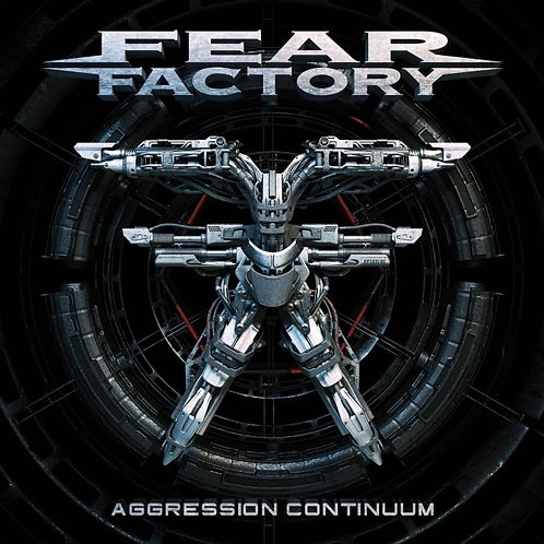 Cd Fear Factory Aggression Continuum