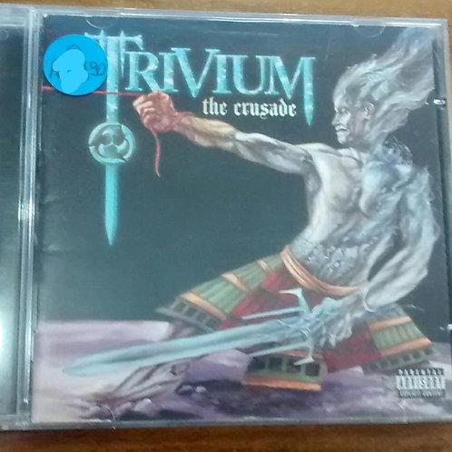 Cd Usado Trivium The Crusader Trivium