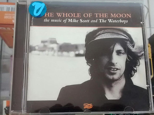 Cd Usado The Whole Of The Moon Mike Scott and Waterboys