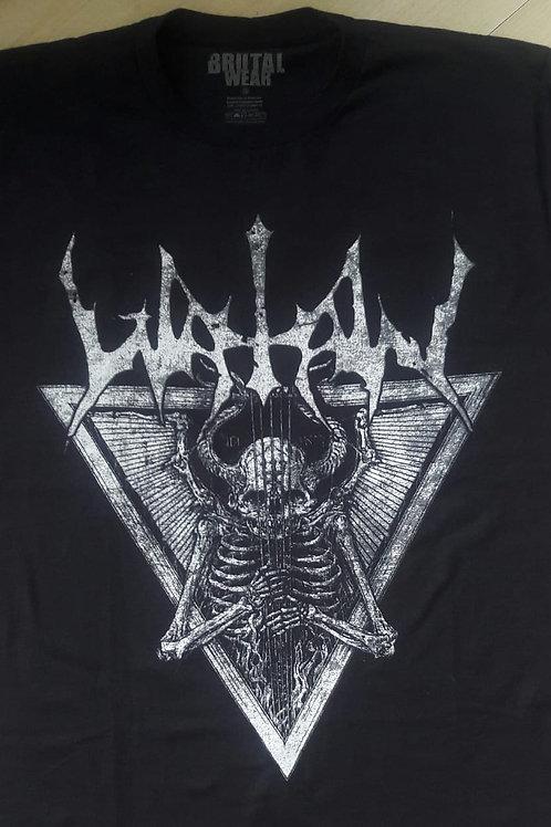 Camiseta Watain Brasão Brutal BWT01