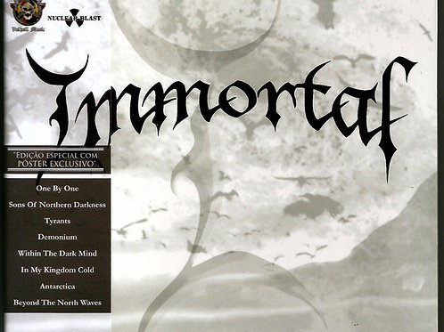 Cd Immortal Sons Of Northern Darkness