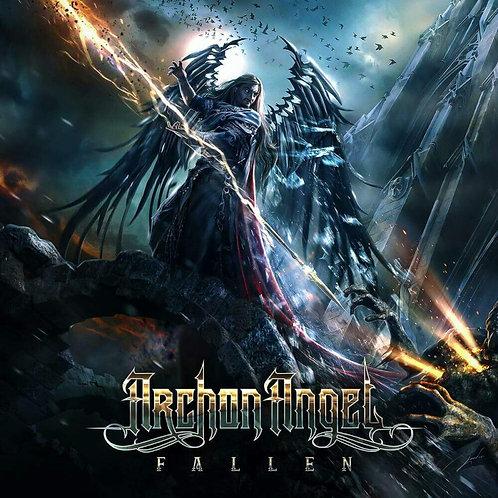 Cd Archon Angel Fallen Slipcase