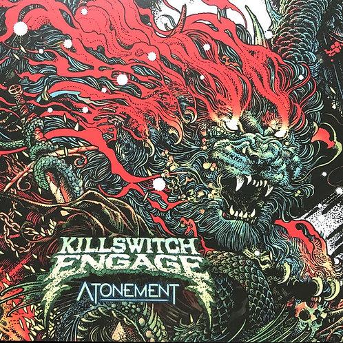 Cd Killswitch Engage Atonement Slipcase