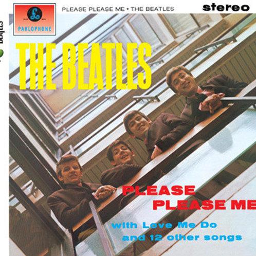 Cd Beatles, The Please Please Me