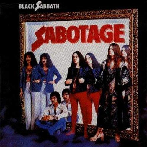 Cd Black Sabbath Sabotage Slipcase