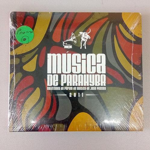 Cd Musica De Parahyba Coletânia Do Forum de Música Digipack