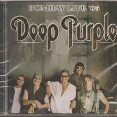 Cd Deep Purple Bombay Live ´95