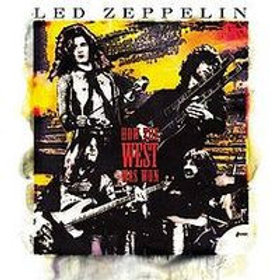 Cd Led Zeppelin How The West Was Won Digipack Triplo