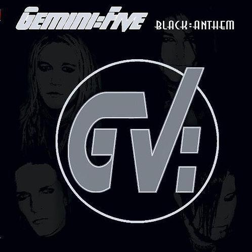 Cd Gemini Five Black Anthem