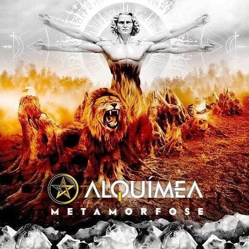 Cd Alquimea Metamorfose Digibook
