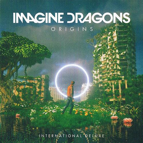 Cd Imagine Dragons Originis