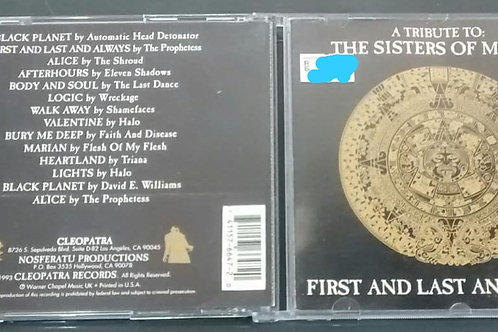 Cd Usado The Sisters of Mercy Tribute