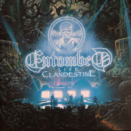 Cd Entombed Live Clandestine