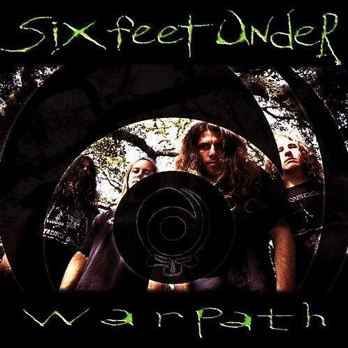 Cd Six Feet Under Warpath Slipcase
