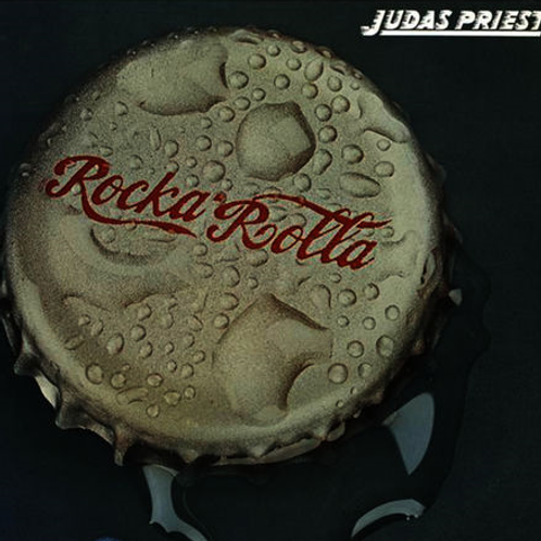 Cd Judas Priest Rocka Rolla Slipcase