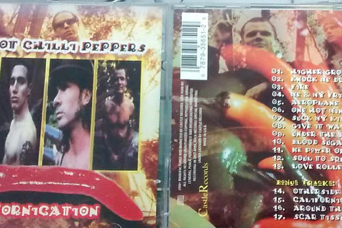 Cd Usado Red Hot Chilli Peppers Rockfornication