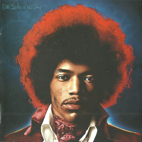 Cd Jimi Hendrix Both Sides Of  The Sky