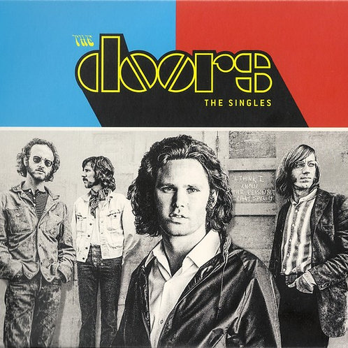 Cd Doors,The The Singles