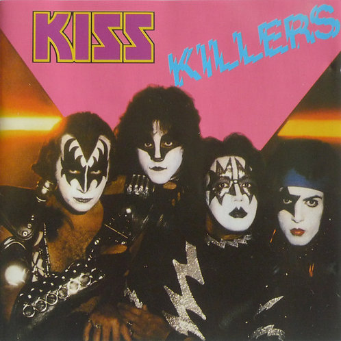 Cd Kiss Killers Importado