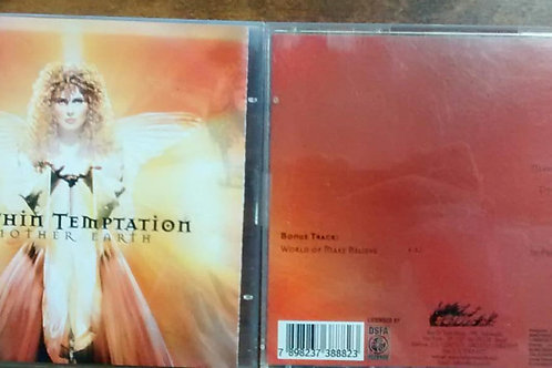 Cd Usado Within Temptation Mother Earth