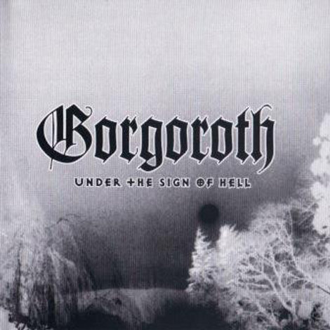 Cd Gorgoroth Under The Sign Of Hell