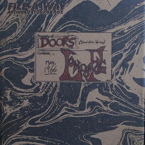 Cd Doors London Fog 1966