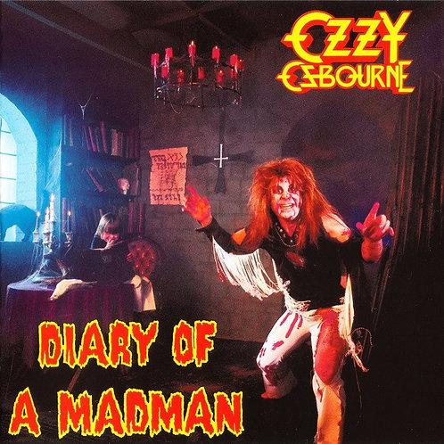 Cd Ozzy Osbourne Diary Of A Madman Importado