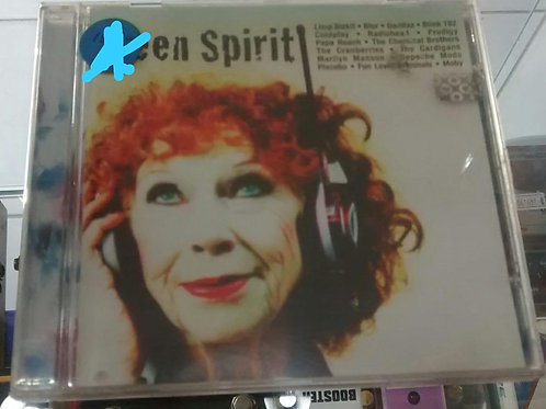 Cd Usado Teen Spirit Coletânea Limp Bizkit Blur Gorilaz