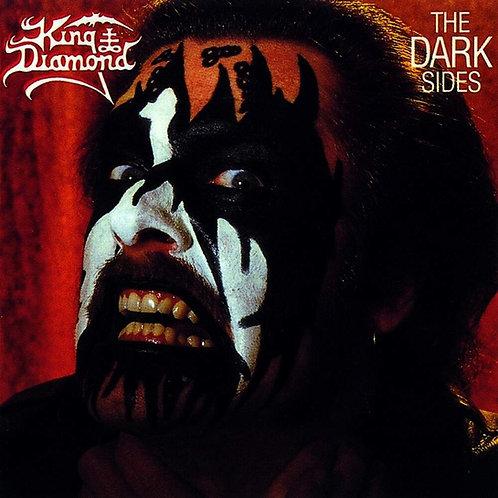 Cd King Diamond The Dark Sides Digisleeve Replica LP