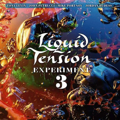 Cd Liquid Tension Experiment 3 Duplo Digipack