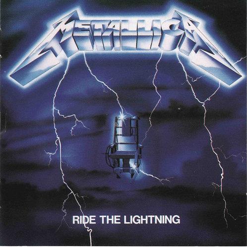 Cd Metallica Ride The Lightning