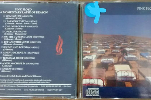 Cd Usado Pink Floyd A Momentary Lapse of Reason